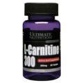 L-Carnitine 300mg 60таб
