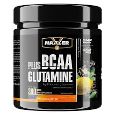 Maxler BCAA+Glutamine300гр
