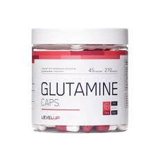 LevelUp GLUTAMINE 270 капсул
