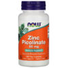 Now Zink picolinate 50мг 120 кап
