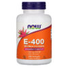 Now Vitamin E-400 IU  250капс