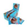 Chikalab Печенье в глазури с начинкой «Шоколад» 60гр