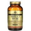 Solgar Omega 3 -950 mg 100 капсул